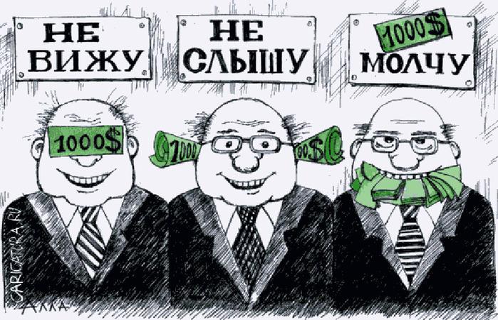 Коррупция и национальный вопрос