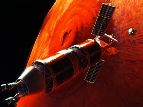 Известные фантасты презентуют в Твери «Дорогу к Марсу»