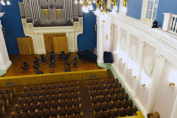 В Тверской филармонии состоится совместный концерт молодых музыкантов и Государственного академического камерного оркестра
