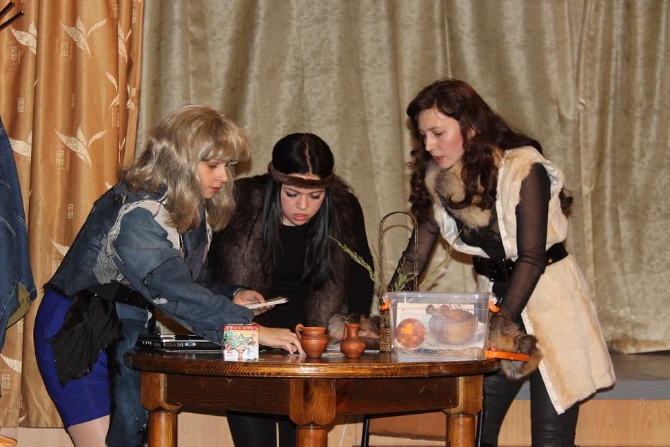 В Твери прошла необычная постановка пьесы Островского
