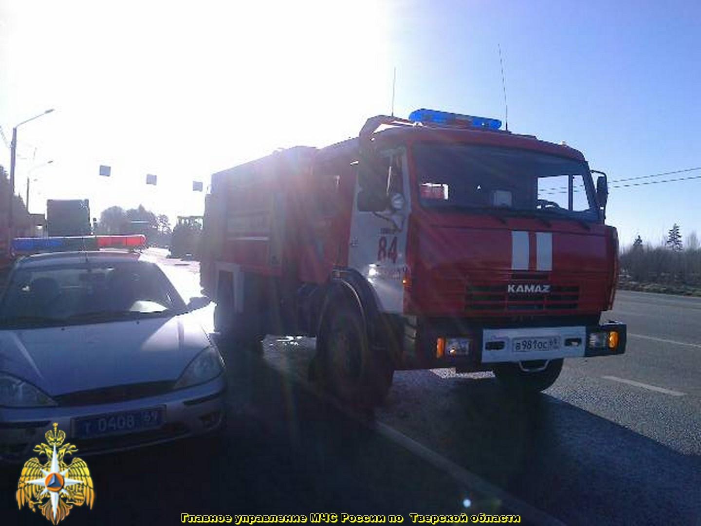 За прошедшую неделю в Тверской области произошло 22 пожара