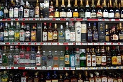 В Тверской области изъята нелегальная алкогольная продукция