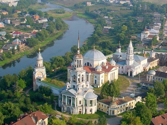 Торжок примет участие в конкурсе на реставрацию исторических объектов