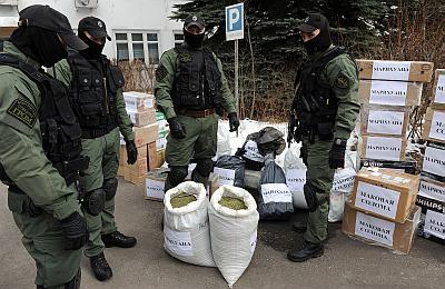 В Твери уничтожили 52 килограмма наркотических веществ
