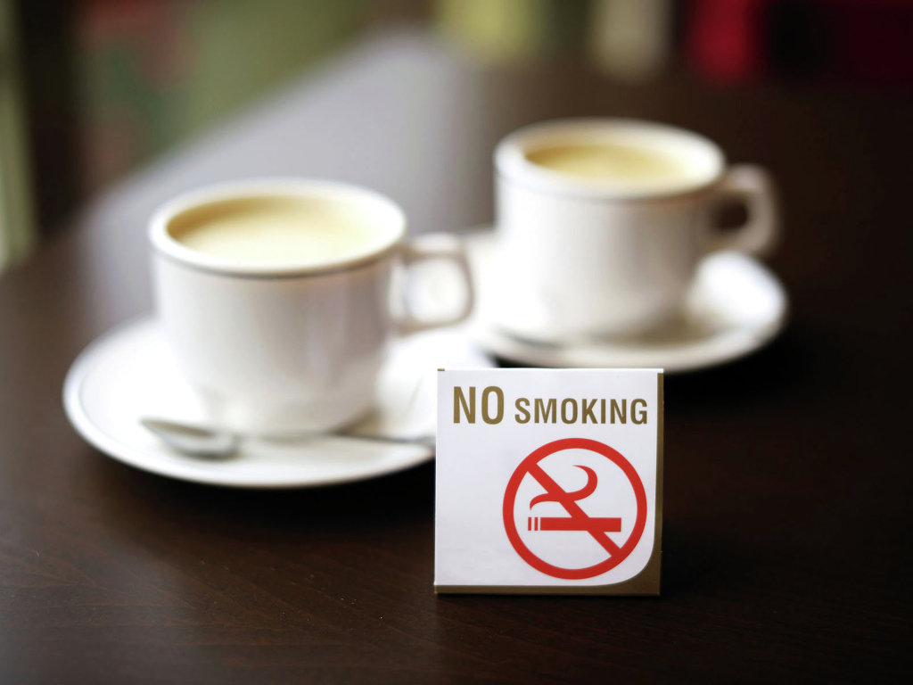 no smoking law