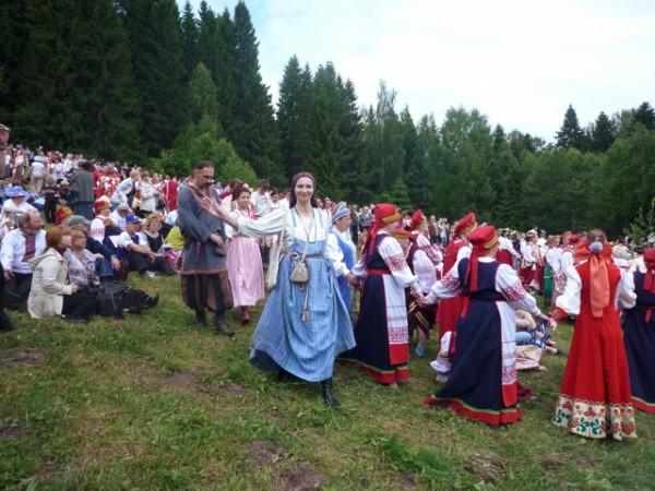 В Тверской области пройдут Троицкие гуляния