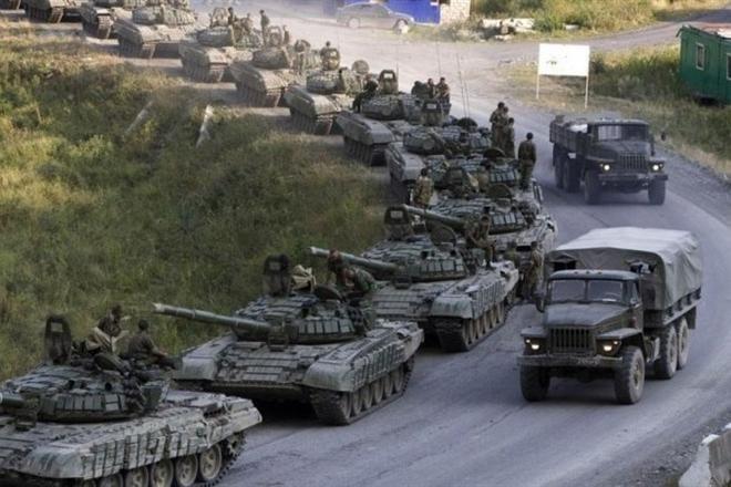 В НАТО заявили об отводе российских войск от границ с Украиной