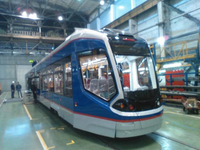 В Твери появятся новые автобусы и трамваи
