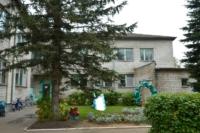 В Оленинском районе отремонтировали детский сад