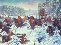В Старицком районе отметили 700-летие Бортеневской битвы