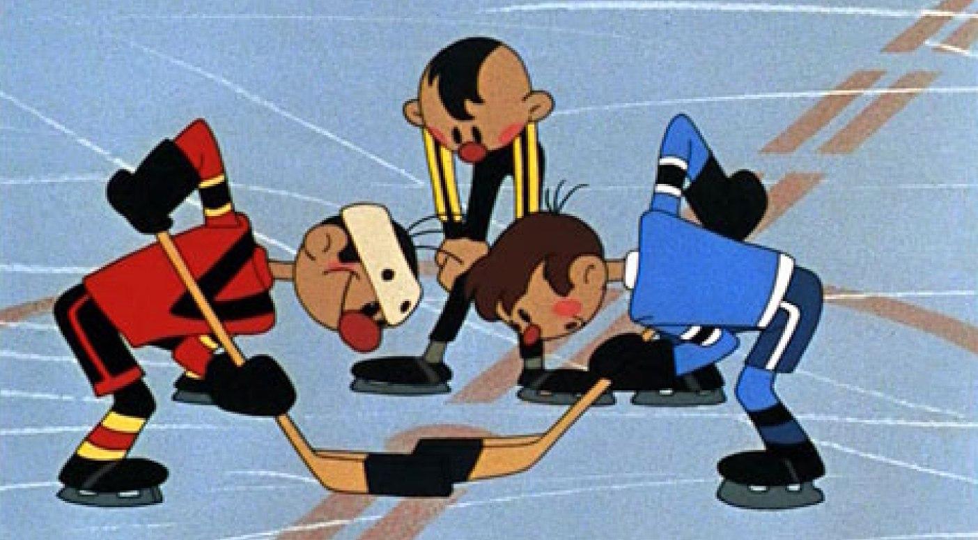 Любитель хоккея соберутся ксередине зимы натверской Лазури