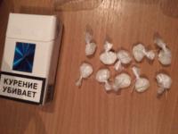 В Твери задержан мужчина с наркотиками