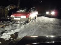 В Жарковском пьяный подросток без прав сбил пешеходов