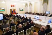 Игорь Руденя провел совещание с главами муниципальных образований