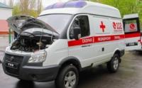 В Кувшиново поступил новый автомобиль скорой помощи
