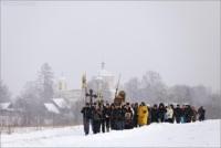 Крестный ход в Кувшинове