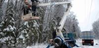 В Тверской области с начала года расчищено почти 100 км участков ЛЭП