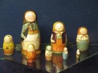 В Старицком районе прошла выставка старых игрушек
