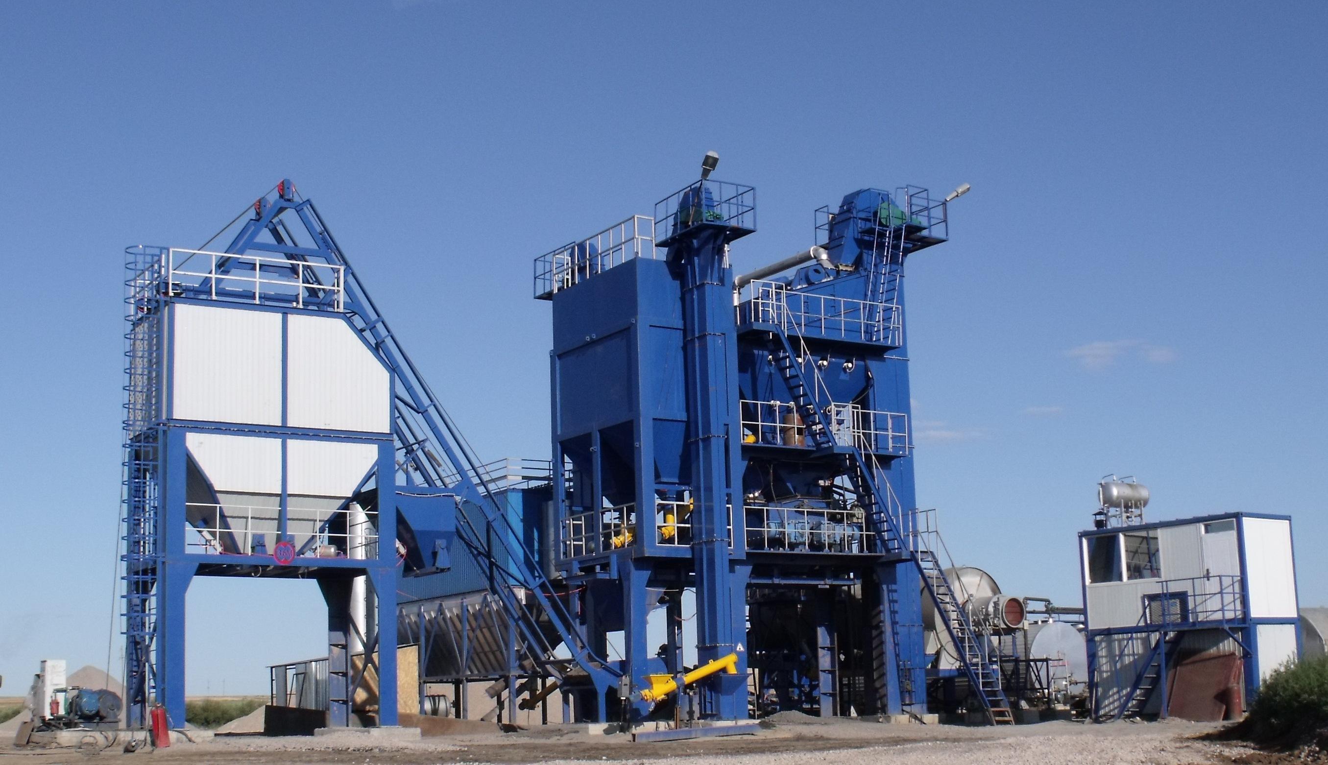 Под Тверью преступный асфальтобетонный завод загрязнил почву на22 млн руб.