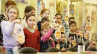 Благотворительный праздник для детей