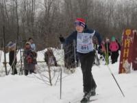 В Оленино состоялись лыжные гонки