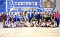 Баскетболистки Политеха стали лучшими в Северной столице