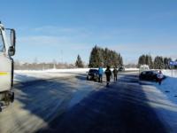 «Пежо» и «Ауди» не поделили дорогу в Конаковском районе