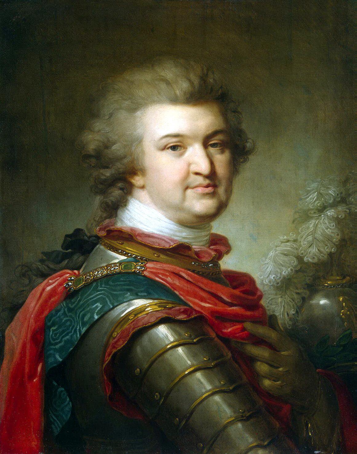 Друг князя Потемкина