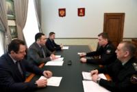 В Твери обсудили направления сотрудничества правительства Верхневолжья и ФССП