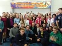Олимпийские легенды в Торжке