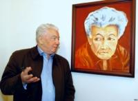 В Твери завершается выставка картин Владимира Войновича