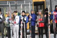 В Пеновском районе прошли соревнования по биатлону