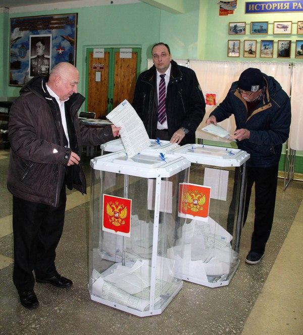 Вадим Родивилов поблагодарил жителей за активную гражданскую позицию