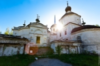 В Старице отслужили литургию по патриарху Иову