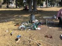 Конаково: прогулки по мусору