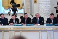 Игорь Руденя на заседании Госсовета