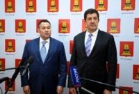 Игорь Руденя встретился с президентом ПАО «Ростелеком»