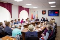 Глава Лихославльского района провела встречу с общественностью