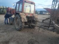 Dead car: в Сонковском районе трактор с прицепом переехал нетрезвого велосипедиста